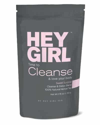 HEY GIRL Cleanse Detox Tea