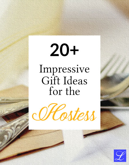 20 Hostess Gifts That Aren T Bottles Of Wine