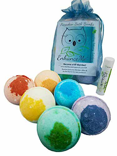 Colorful Aromatic Bath Bomb | Hostess Gifts