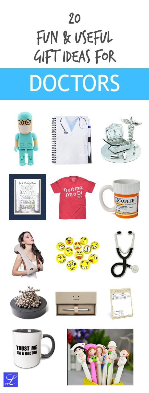 15 Doctor Gifts