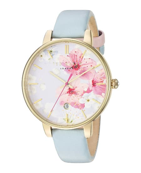 high school graduation gift for her - Ted Baker Womens Watch KATE floral