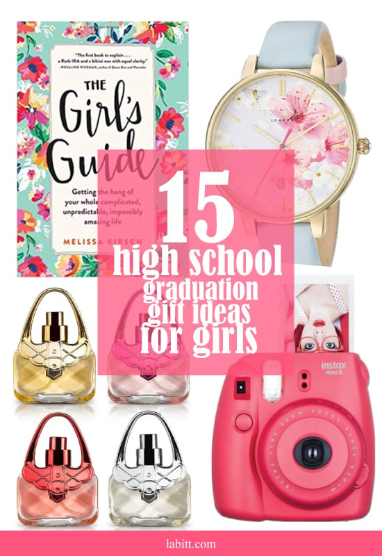 High School Graduation Gift Ideas for Girls