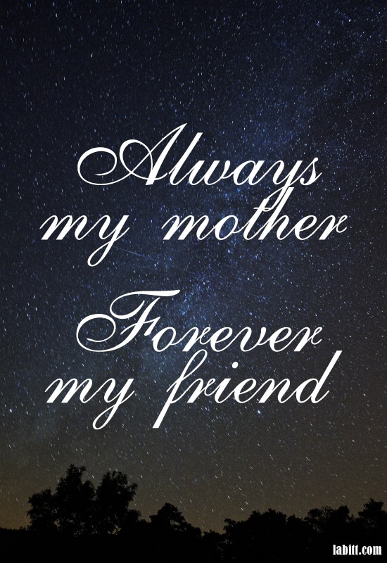 Mother's Day Quote From Daughter