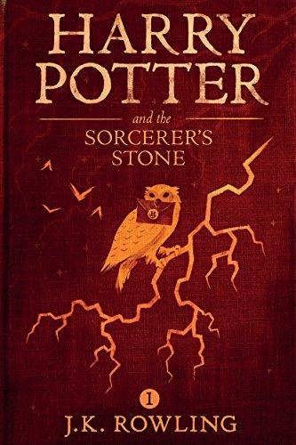 tween boy gift ideas - first harry potter book