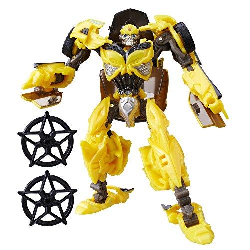 tween boy gift ideas - transformers: bumblebee toy