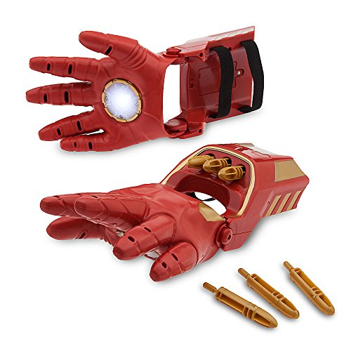 marvel iron man repulsor gloves