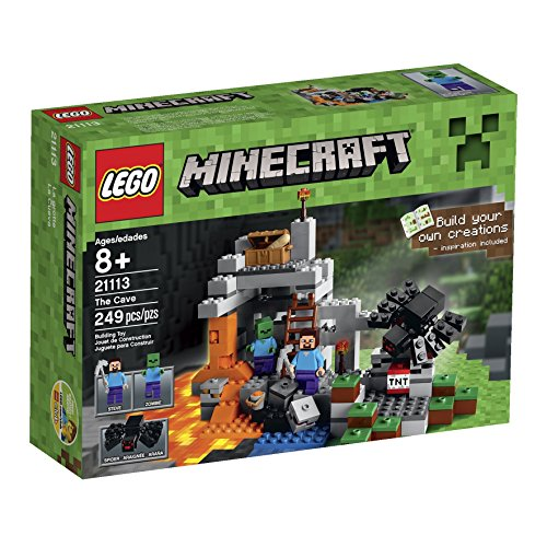 gifts for tween girls Lego Minecraft