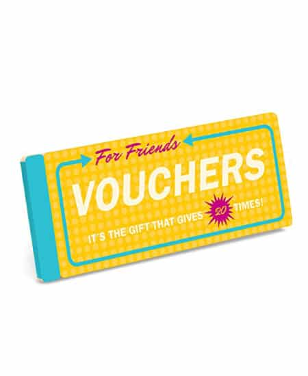 Vouchers for Friends | Happy Best Friend Day! Best Friendship Gift Ideas