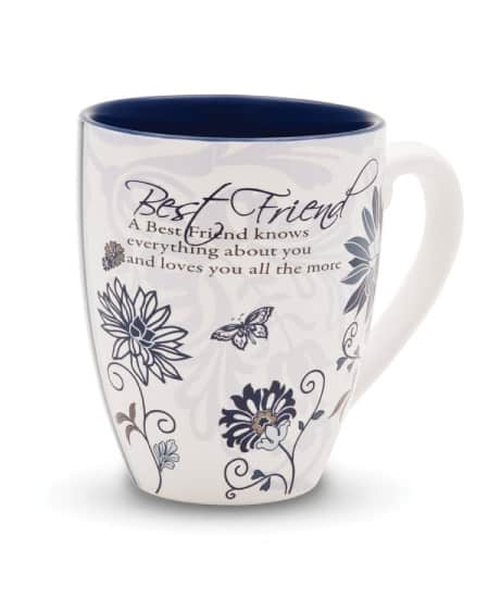Friendship Mug | Sentimental Gift | Happy Best Friend Day! Best Friendship Gift Ideas