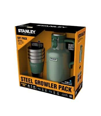Stanley Growler and Adventure Stacking Pints Set