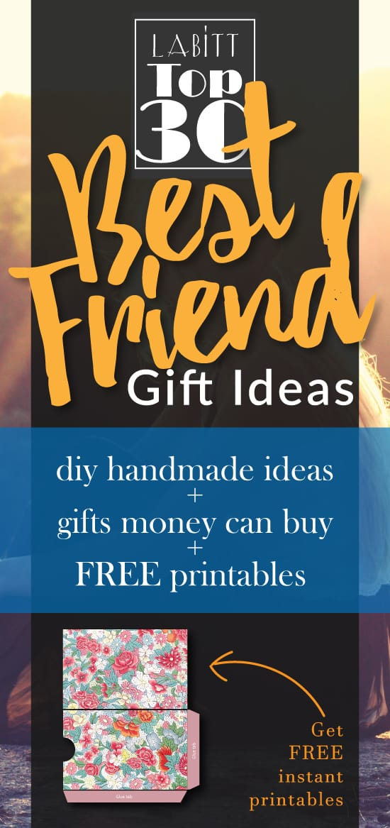Happy Best Friend Day! DIY Craft Handmade Gift Ideas