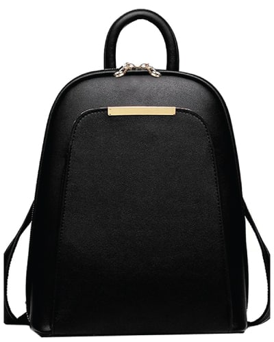 Coofit Leather Backpack