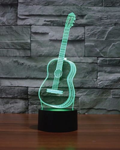 3d glow illusion lamp