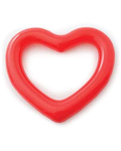 Red Heart Pool Float