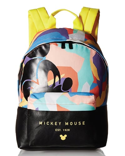 NEFF Disney Collection Abstract Mickey Backpack