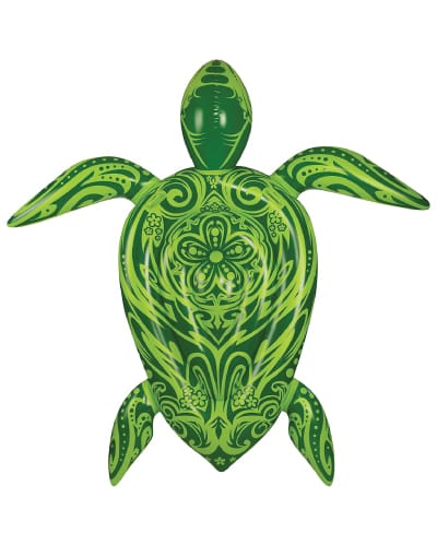 Sea Turtle Raft Pool Float