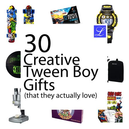 Gift Ideas For Tween Boys Gifts Aged 8 12 Birthday