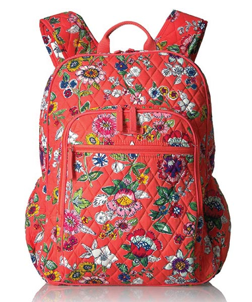 vera bradley school backpack