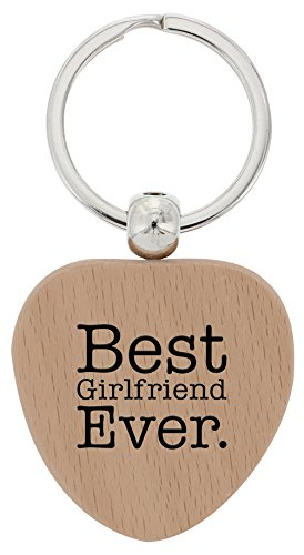 Best Girlfriend Ever Keychain For Girlfriends 21st Birthday Gift Ideas Girls Turning