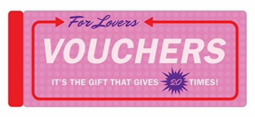 Knock Knock Vouchers for Lovers. 15th Wedding Anniversary Gift Ideas for Husband and Wife. Gifts for Him and for Her.