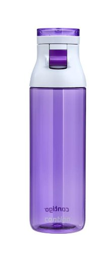 Purple Water Bottle - Contigo
