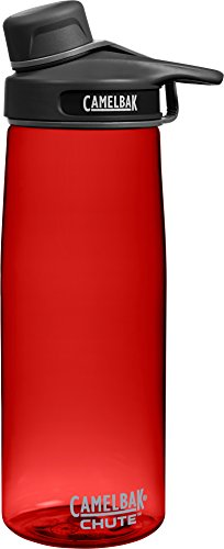 CamelBak Red Water Bottle