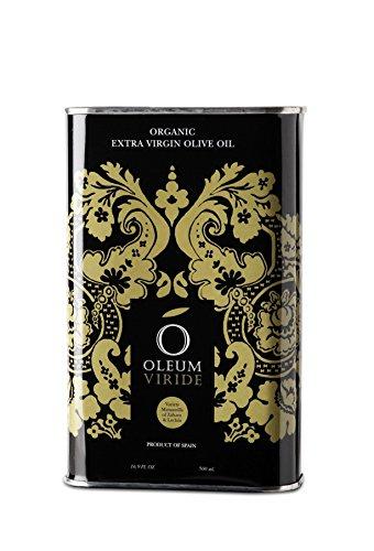 oleum viride extra virgin olive oil | hostess gifts