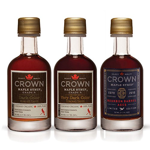 Crown Grade A Maple Syrup