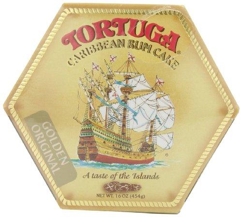 Tortuga Carribean Rum Cake