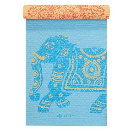 Elephant Yoga Mat- Dorm room ideas for girls college