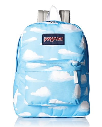 JanSport Partly Cloudy Backpack. Back to school essentials.