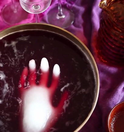 halloween punch recipe | wicked witch punch