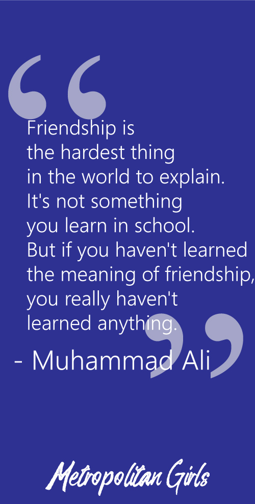 Best Friend Quotes Wise Words About Friendship