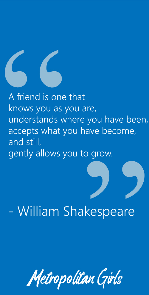 William Shakespeare Friendship Quote | Best Friend Day Quotes and Sayings