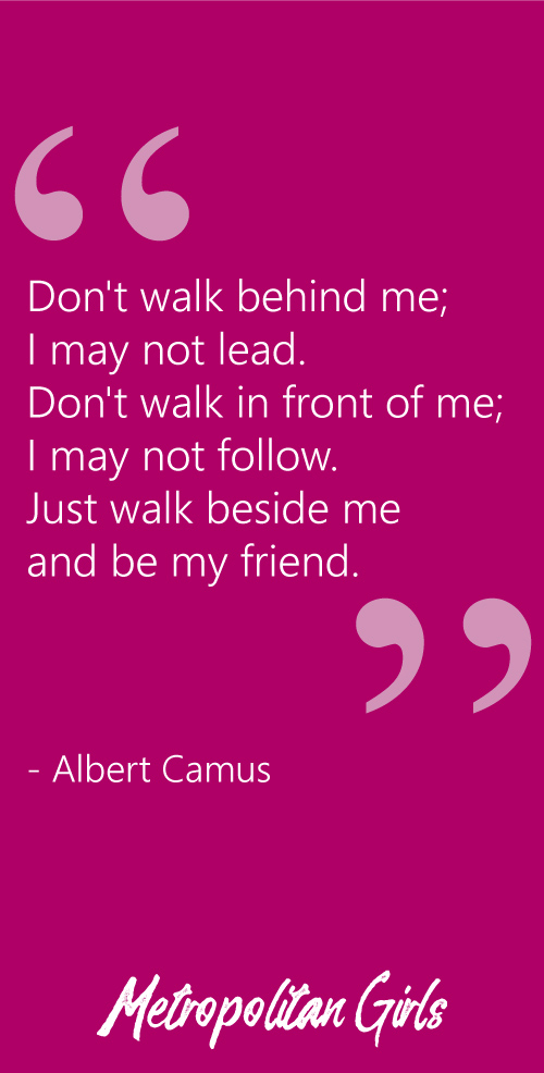 Albert Camus Friendship Quote | Best Friend Day Quotes and Sayings