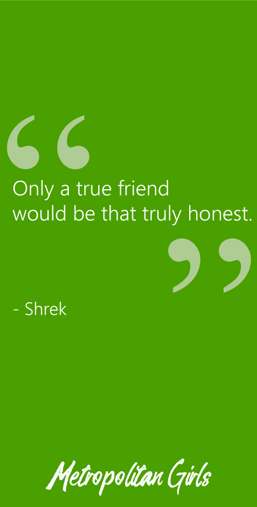 Shrek Friendship Quote | Best Friend Day Quotes and Sayings