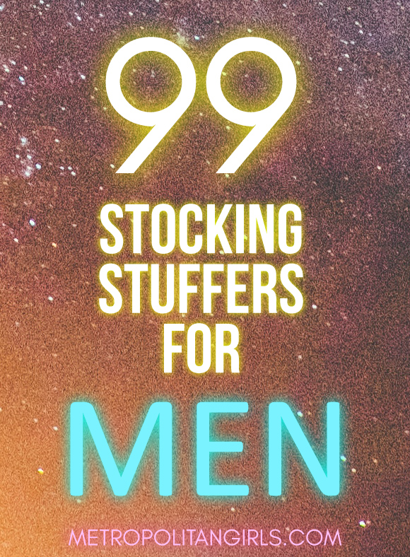 99 Christmas stocking stuffer ideas for men