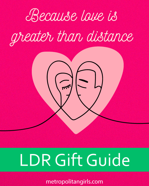 Christmas Gift Ideas For Long Distance Boyfriend
