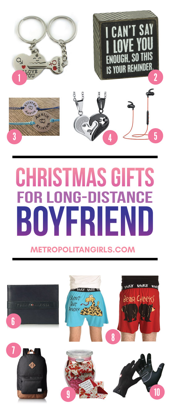 Christmas Gift Ideas for Long Distance Boyfriend - Christmas Gift Ideas For Long-Distance Boyfriend 2018