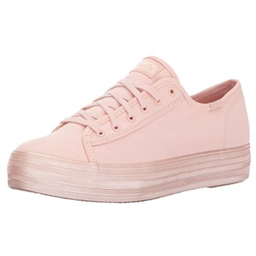Keds Triple Kick Shimmer Fashion Sneaker