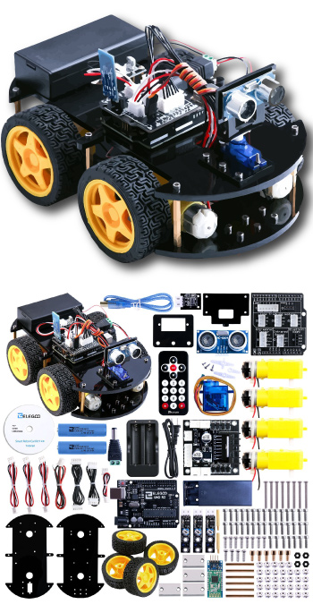smart car kit. gift ideas for high schoolers