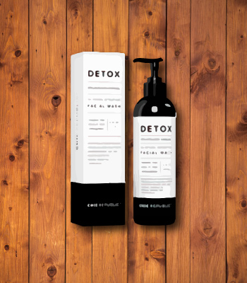 detox face wash - good for teenagers