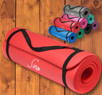 Exercise yoga mat - Gifts For Athletic Boys - 16 year old gift idea