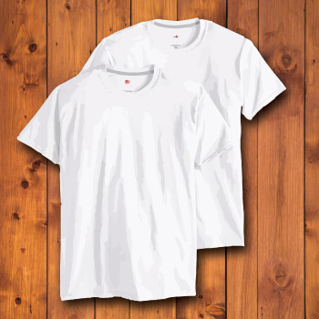 Plain White Tees for Guys