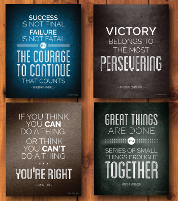 Inspirational Wall Quotes Vinyl Wall Quotes Motivational Sayings