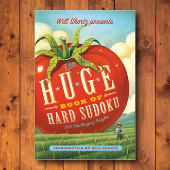 hard sudoku collection book