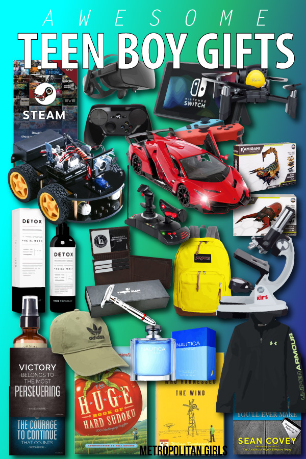 Teen Boy Gift Ideas Birthday X Christmas Just Because