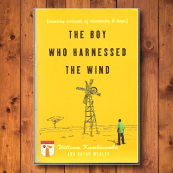 the boy who harnessed the wind inspirational book for teenagers
