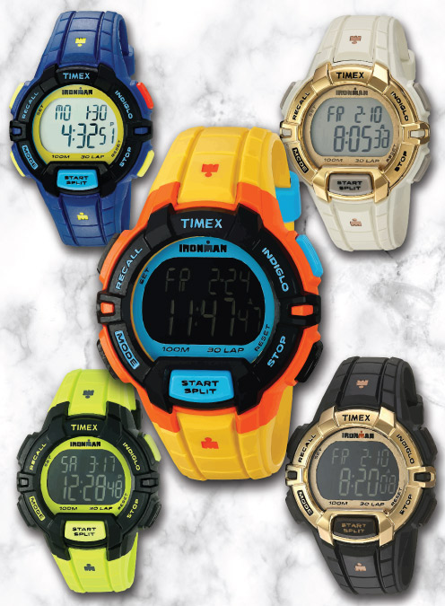 timex ironman rugged digital watches