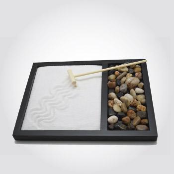 Tabletop zen garden